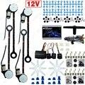 DC12V Do Carro Universal/Auto 4 Portas kits de Janela de Poder Com 8 pçs/set Swithces Electronice e Harness # CA907