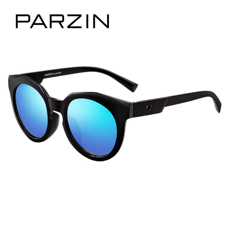 PARZIN New 2017 Retro Colorful Children Polarized Sunglasses Luxury Brand Anti UV Kids Spectacles Boys Girls Sun Glasses D2002 parzin brand high quality children sunglasses real polarized lens sun glasses ultra light frame cute round style eyewear d2001