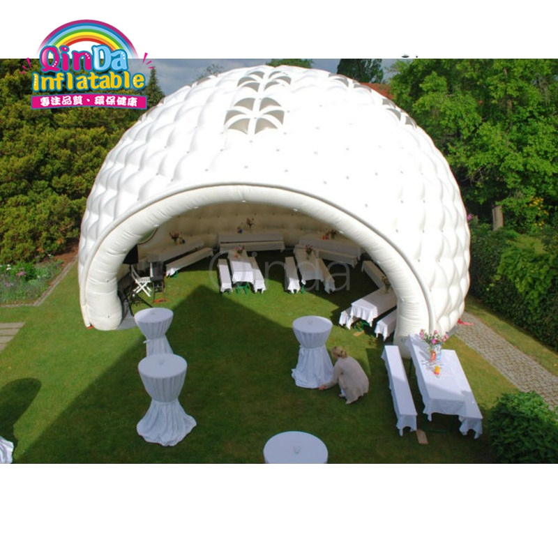Outdoor trade show and large event tents with arch main door design,inflatable bubble arch tent for rent commercial sea inflatable blue water slide with pool and arch for kids
