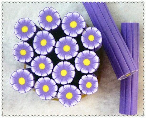 Nail art clay tablets fruit slice mobile beauty materials nail art decoration supplies nail art clay bar Large