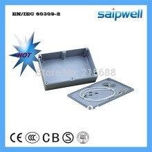 2015 Hot Selling aluminum  Waterproof storage / Junction Box IP67 SP-AG-FA5