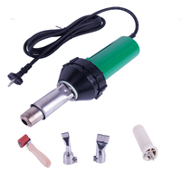 1600W Power and 230V Voltage Hot Air Plastic Welding Hand Tool
