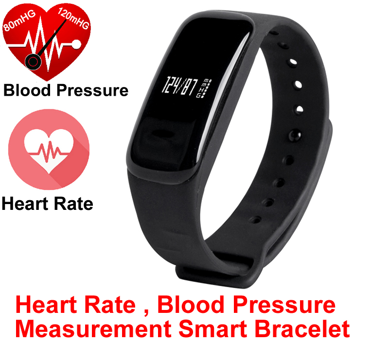 Smart WristBand M8 Heart rate Blood Pressure Blood Oxygen Oximeter measurement Pedometer Calorie Sport Bracelet For