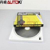 Free Shipping Glue Butyl Windowscreen Snake Sealant Adhesive for Retrofitting Headlight Sealing Auto Glass Repalcement