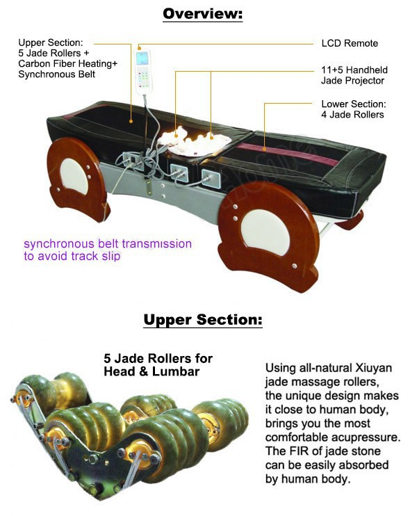 Jade-Thermal-Wooden-Massage-Bed----