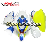 Fiberglass Racing Full Fairing Kit For Yamaha YZF600 R6 2008 2016 09 10 12 ABS Plastic Motorcycle White Blue Fluorescein Covers