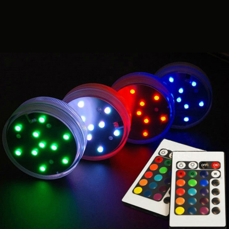 Aliexpress Com Buy 1 Waterproof Led Mini Party Lights For Lanterns Balloons Floral Mini Led Lights For Wedding Centerpiece Kit Eiffel Glass Vases From