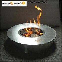 8 литров нержавеющая сталь ручной этанол эко Смарт этанол камин