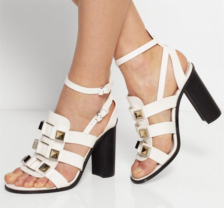 White sandals - White Summer Sandals Women