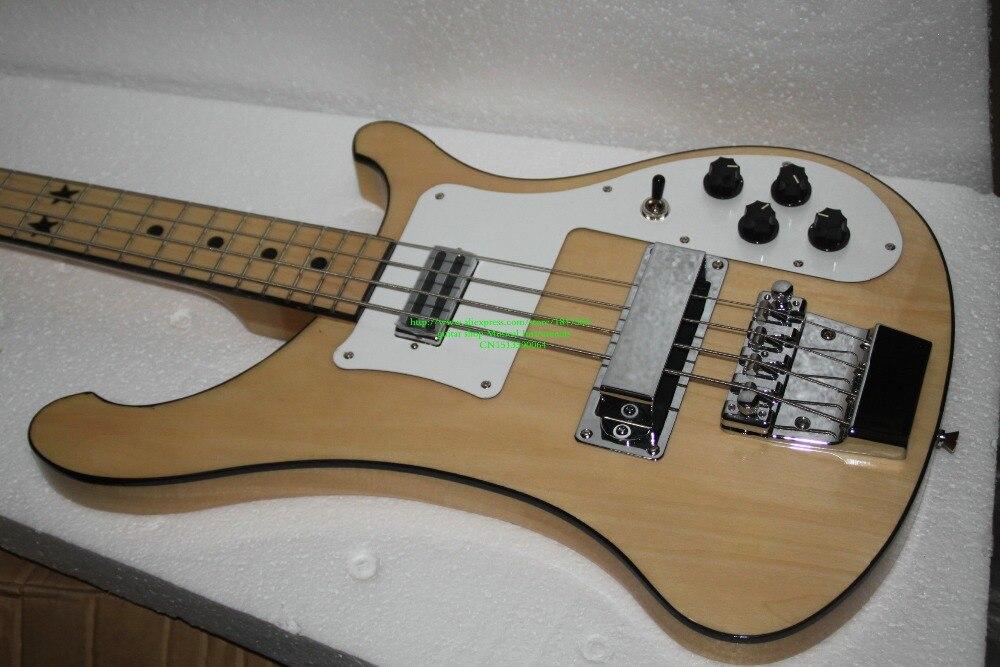 NEW HOT personnalisé 4 Cordes Basse Guitare 4003 Guitare Basse En Bois Couleur Livraison Gratuite
