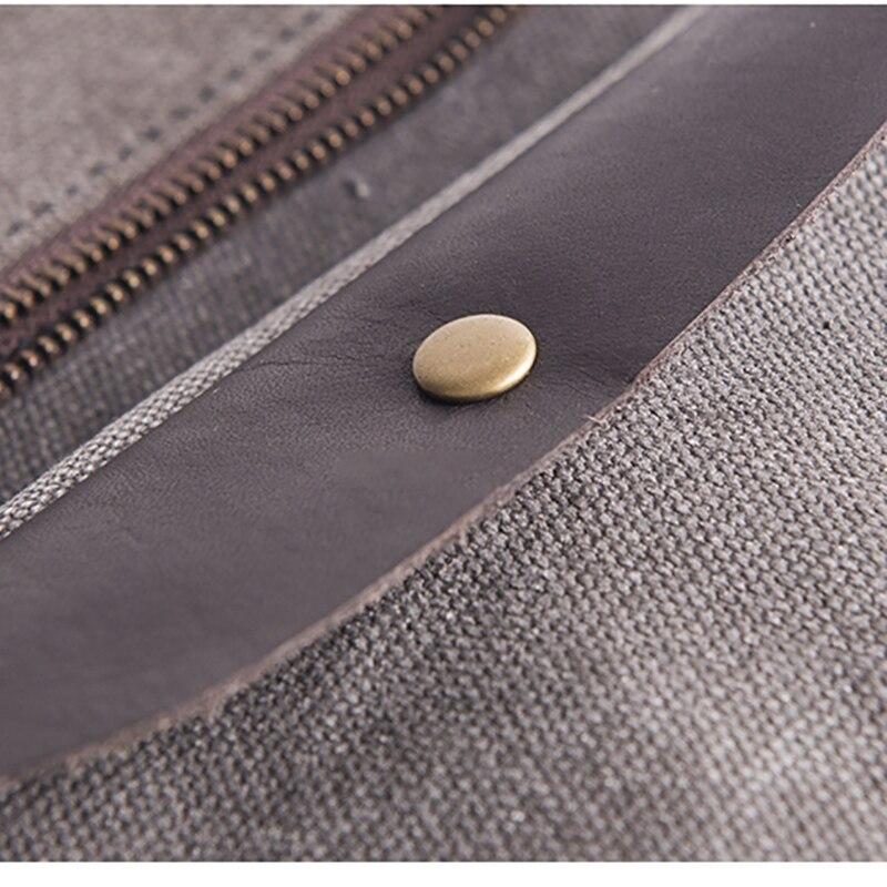 AETOO Retro hand take wallet long leather large capacity youth head layer cowhide handmade handbag