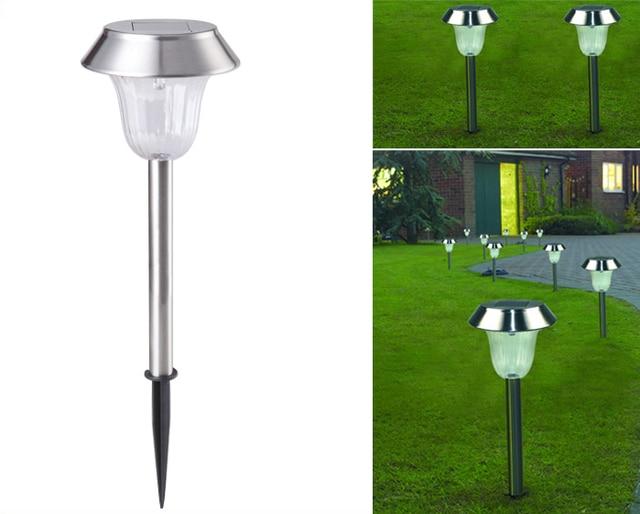 Whole Solar Lawn Light Courtyard Garden Landscape Lamp Led Energy Saving
