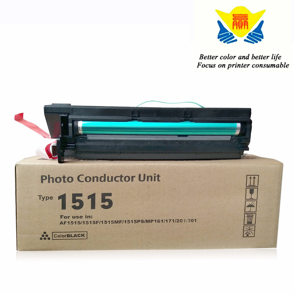Jianyingchen Black Suitable Drum Unit For Ricoh Aficio 1515 1270 Picture Unit Free Delivery Unique