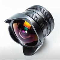 SITOOSHE 7.5mm F2.8 Fish-eye Wide-angle micro Single lens for Fujifilm fuji-XF Mount X-E2 X-E1 X-Pro1 X-M1 X-A2 X-A1 X-T10 X-M2
