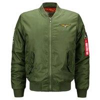 Winter Warm Military Jacke China Online-Shop Heißer Verkauf Europäischen und Amerikanischen Luft Kraft Armee Mantel Jacken Für Herren Günstige C1304