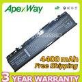 Apexway 4400 mah 11.1 v bateria do portátil para dell studio 1537 1555 1535 1536 1557 1558 PP33L PP39L WU946 KM958 KM965 MT264 312-0701