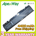 Apexway 4400mAh 11.1v laptop battery for Dell Studio 1537 1555 1535 1536 1557 1558 WU946 PP33L PP39L KM958 KM965 MT264 312-0701