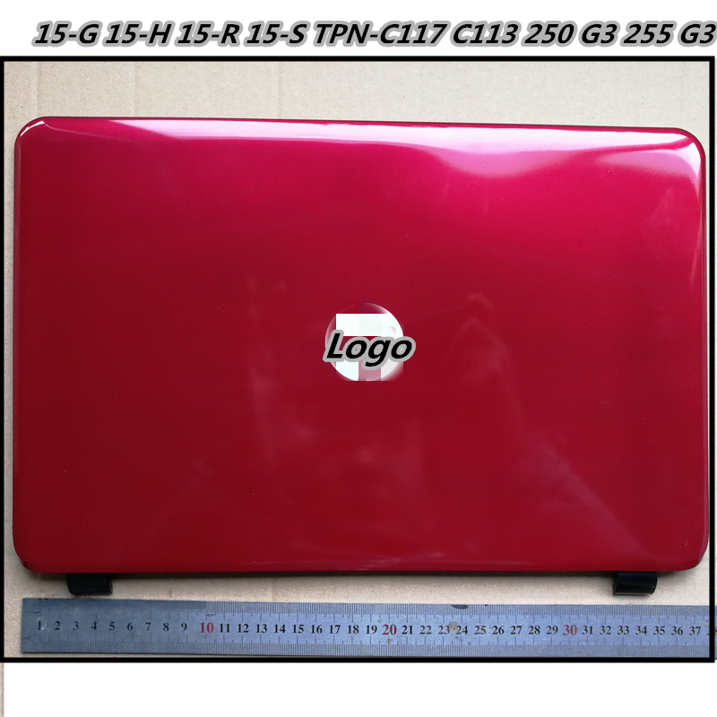 Laptop LCD Back <font><b>Cover</b></font> <font><b>Top</b></font> <font><b>Case</b></font> Bezel Frame housing <font><b>Cover</b></font> For <font><b>HP</b></font> 15-G 15-H 15-R 15-S TPN-C117 C113 <font><b>250</b></font> <font><b>G3</b></font> 255 <font><b>G3</b></font> image