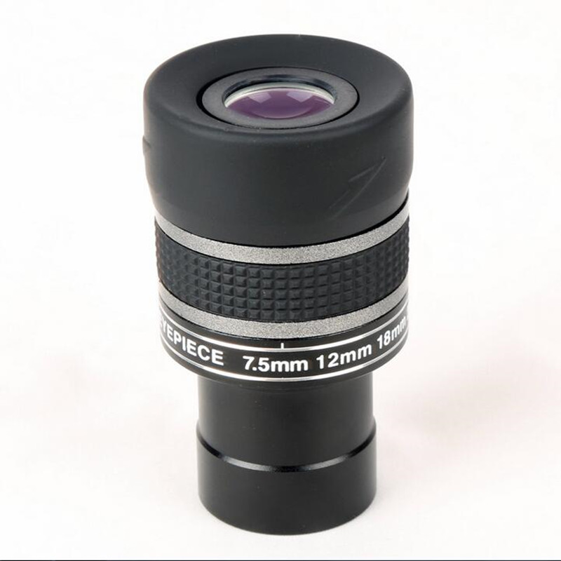 High Quality Angeleyes 7.5mm-22.5mm Zoom Telescope Eyepiece planets Green HD Coated Film