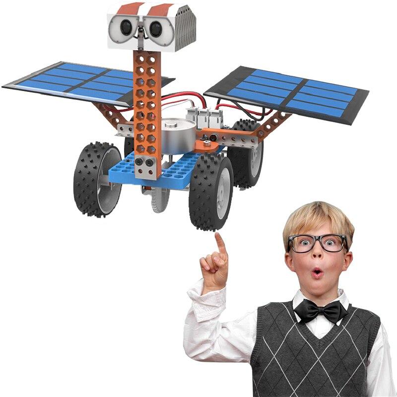 Tige enfants jouet école Science jouet tige bricolage Mars Rove enfants éducation Science jouets Kit apprentissage éducation jouets pour enfants