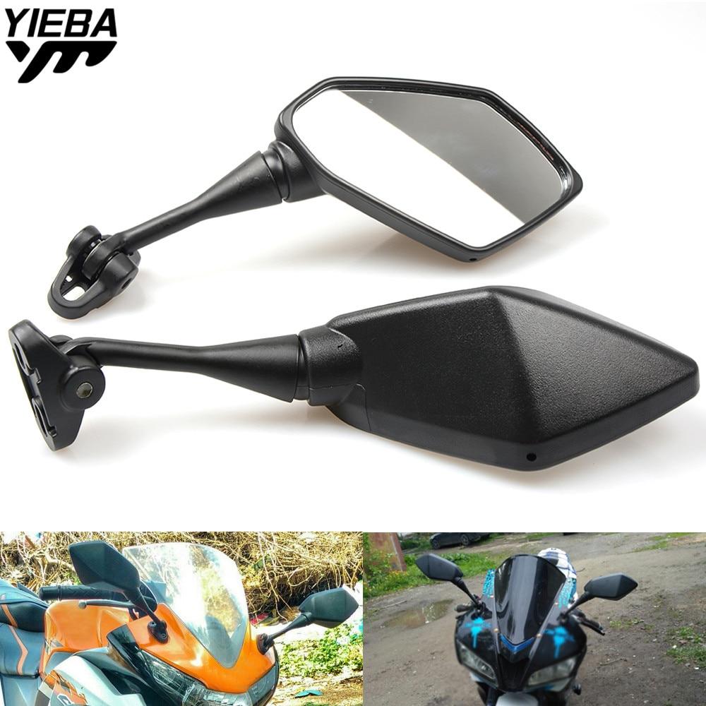 Universal Motorcycle Mirror bike Side Mirrors Rearview Mirror For Kawasaki z800 z1000 YamahaTMAX500 530 KTM DUKE 250 390 Honda