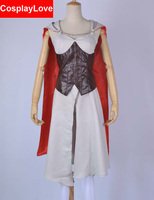 Assassin's Creed Cosplay Female Version Sexy Cosplay Costume - Deluxe Ver. Custom Made Christmas Halloween Costumes
