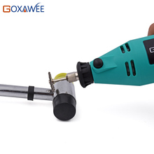 GOXAWEE 220V Mini Drill Electric Rotary Tool with Flexible Shaft and 120PC Accessories Power Tools for Dremel Electric Drill