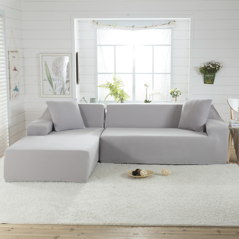 Gray Color Couch Sofa Furniture Protector Home Full