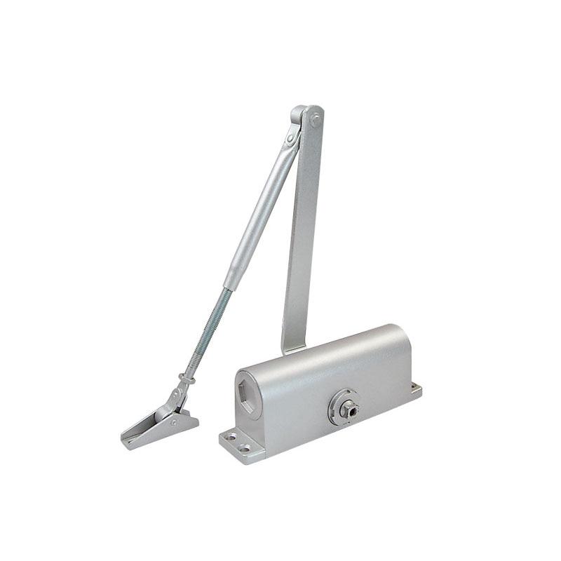 Offre Spéciale Réglable de sécurité en aluminium porte fermeture automatique tampon 25-35 kg automatique coulissante hardware fermer la porte meubles