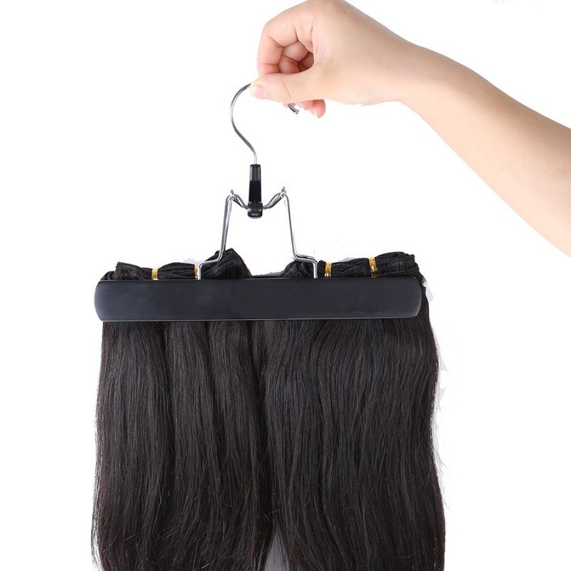 Hair Extensions Carrier Storage Non Woven Suit Case Bag Package With