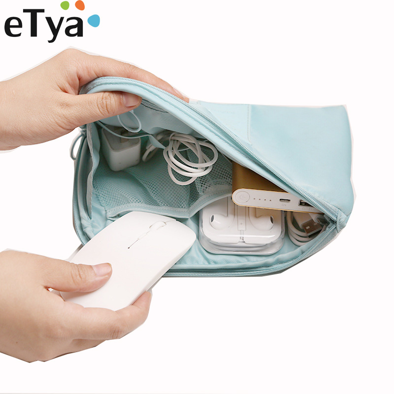 Women Travel Cosmetic Bag Small Large Electronic