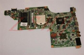 for HP Pavilion DV6 DV6-3000 laptop motherboard 603939-001 DA0LX8MB6D0 DDR3 Free Shipping 100% test ok цена 2017
