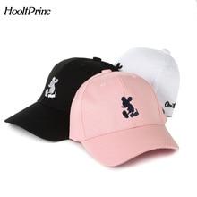 2019 cartoon cute Mickey baseball cap Snapback Hats brand Hi