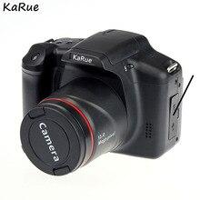 KaRue XJ05A Digital Camera SLR 4X Digital Zoom 2.8 inch Screen 3mp CMOS Max 12MP Resolution HD 720P TV OUT Support PC Video