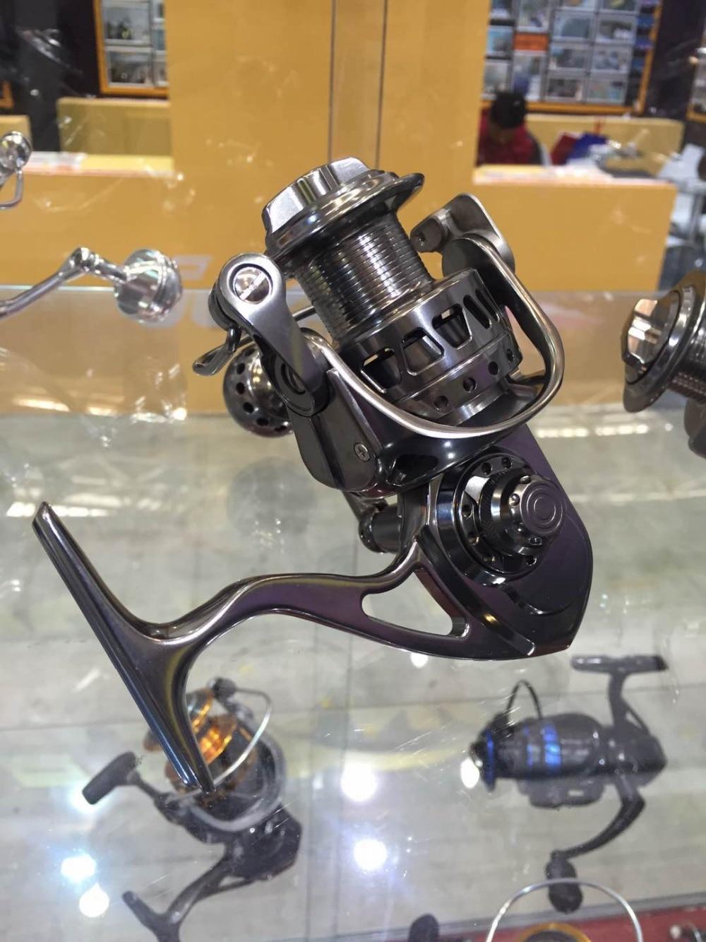 RUKE SINGNOL TX60 full metal  spinning wheel  fishing reel fishing wheel lure fishing wheel 12