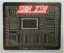 I5-3427U I3 3217U SR0N9 SR0N6 SR0N7 SR0N8 I5 3317U CPU BGA Template Stencil BGA 0.35 MILÍMETROS