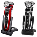 100% Original RQ9711 Men Shaving Machine 3D Waterproof  Rechargeable Mens Electric Shaver Three head for philips Technology