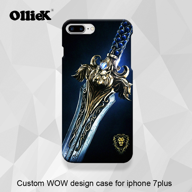 coque iphone 7 wow