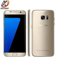 New Samsung Galaxy S7 Edge G9350 4G LTE Mobile Phone 5 5 Quad Core 4GB RAM