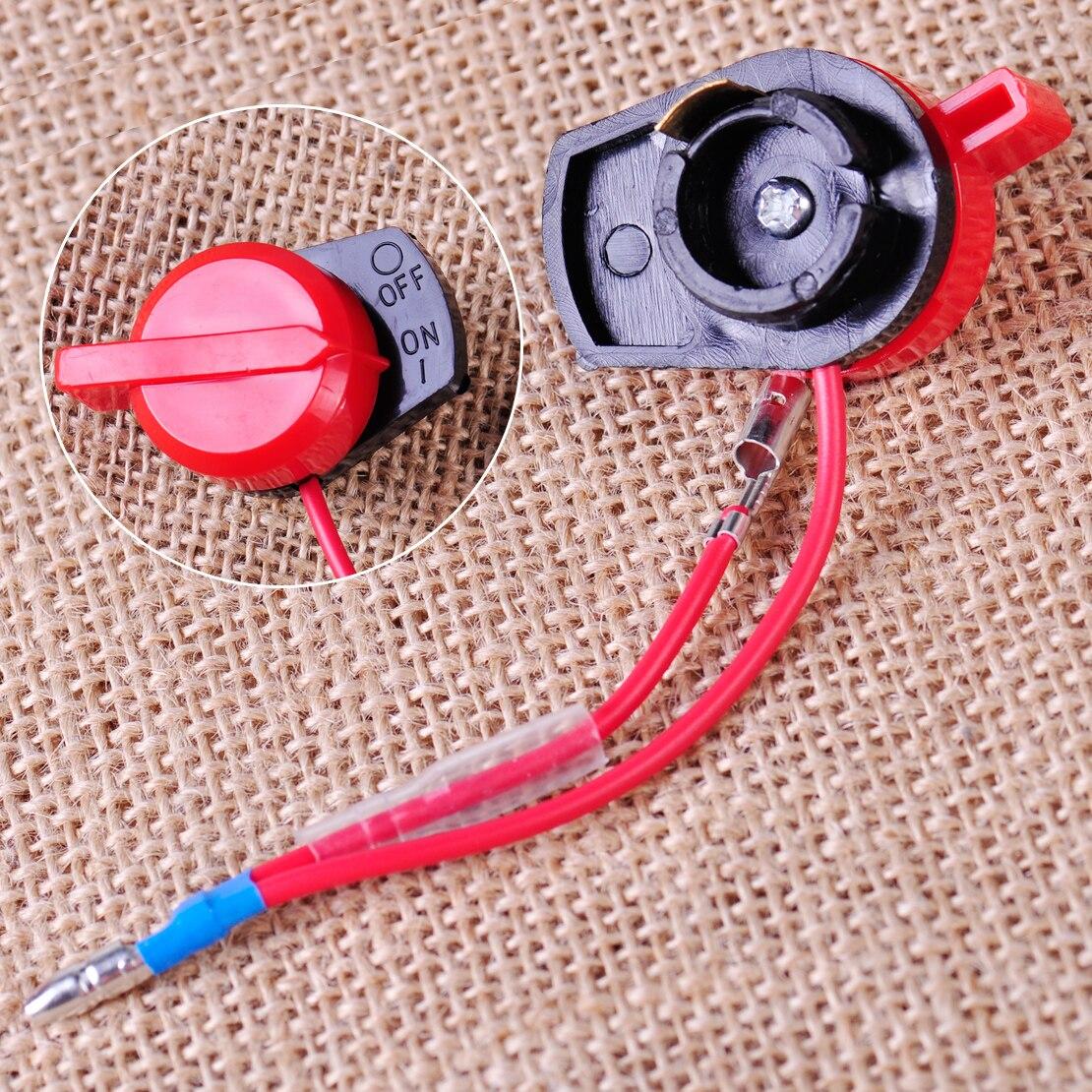 LETAOSK New Engine Stop Switch On/Off Control Fit For Honda GX120 GX160 GX200 GX240 GX270 GX340 GX390