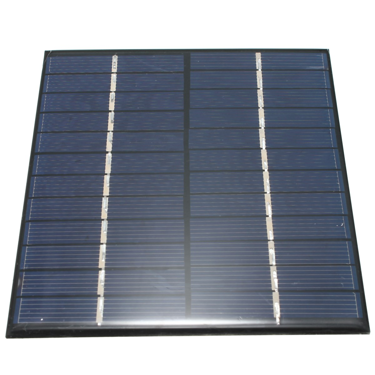 LEORY Hot Sale 12V 2W 160mA Polycrystalline silicon Mini Solar Panel module Cell For Charger DC Battery DIY 136x110mm