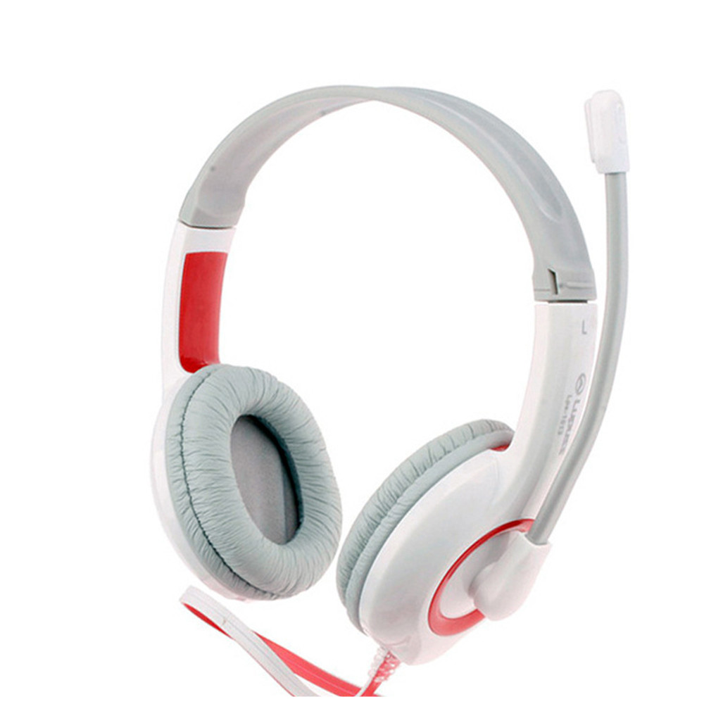 4 Color LPS-1513 Game Headphone casque Deep Bass Game Earphone Stereo Headset with Microphone for Computer Mobile Phone rock y10 stereo headphone microphone stereo bass wired earphone headset for computer game with mic