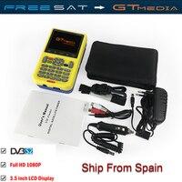 freesat V8 Finder Satellite Finder DVB S2 Receiver Digital Signal Meter HD TV Antenna Outdoor Signal Detector Adjust Sat Dish