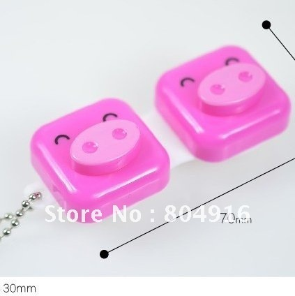 Cute Animal Shape Contact Lenses Case Box many designs randomly mix delivery ST0605