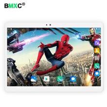 BM960 Android 7.0 10.1 дюймов Планшеты PC MT8752 Octa core 4 ГБ Оперативная память 64 ГБ Встроенная память IPS Планшеты шт 5MP 1920*1200 IPS Smart Pad GPS Dual SIM