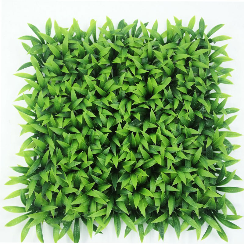 2017 hot sale promotion decoration 1 lawn high quality for Artificial decoration