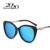 Classic Retro gafas de Sol Polarizadas Las Mujeres Diseñador de la Marca de marco de Metal gafas de Sol para mujer de Lujo de la Mujer gafas de sol 7027