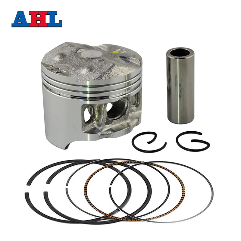 Motorcycle Engine Parts 25 Cylinder Bore Size 64 25mm: Motorcycle Engine Parts +75 Cylinder Bore Size 49.25mm