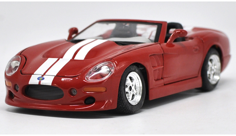 * Red 1:24 1999 Shelby Series One Roaster Diecast Model Car Muscle Car Modell carnival is detonated the gt 500 shelby cobra muscle car jada 1 18 simulation models