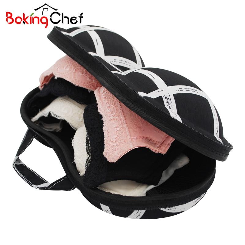 Travel Mesh Underwear Bra Storage Box Lingerie Portable Protect Holder Home Organizer,Accessories Supplies Gear Stuff Product